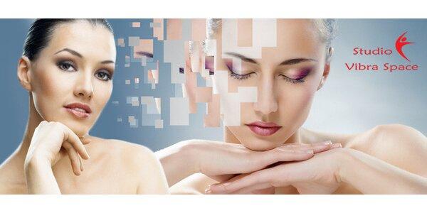 90 minut kosmetické péče