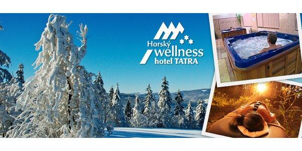 3denní pobyt v Beskydech pro 2 - švestkové wellness