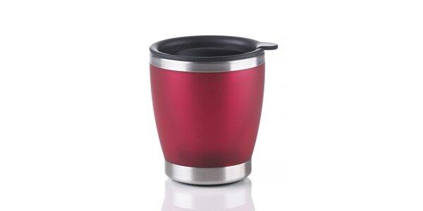 City cup EMSA - 0,2 L hrníček - červený