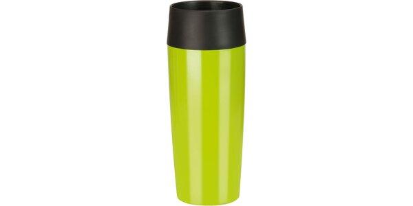 Cestovní hrnek - Světle zelený 0,36 L
