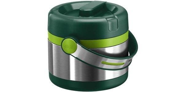Termonosič EMSA – světle zelená/zelená,0,65L