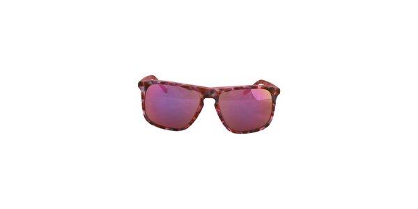 Fialovo-růžové sluneční brýle No Limits