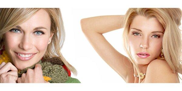 Libovolné kosmetické služby v hodnotě 500 Kč