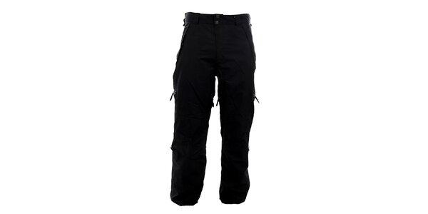 Pánské černé funkční kalhoty Meat Fly