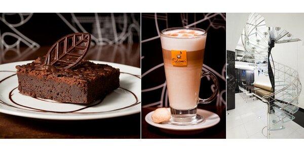 99 Kč za cokoliv z nabídky Café B. Braun v hodnotě 200 Kč. SLEVA 50%