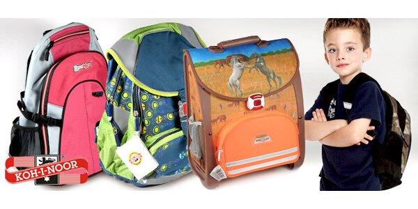 Školní batohy od KOH-I-NOOR