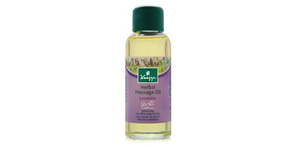 Kneipp Masážní olej Levandule 100 ml
