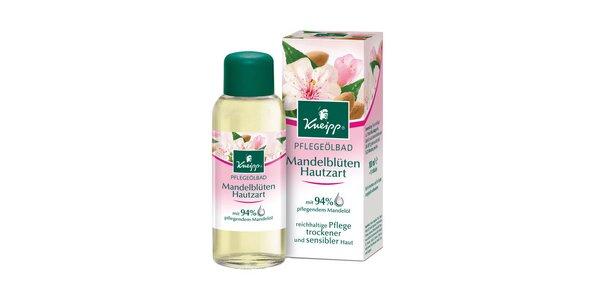 Kneipp Olejová lázeň Mandlové květy 100 ml