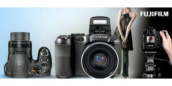 Šikovný digitální fotoaparát Fujifilm