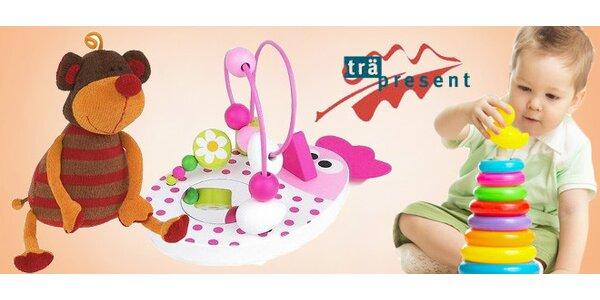 Hračky od Tra Present pro nejmenší