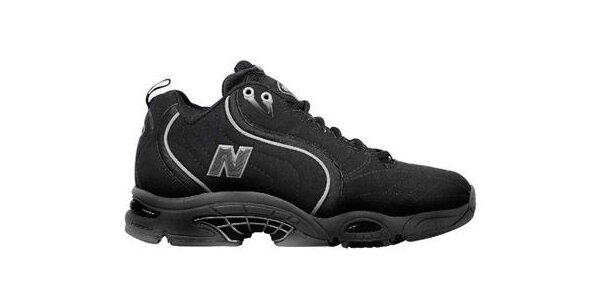 Dámské černé boty na aerobic New Balance