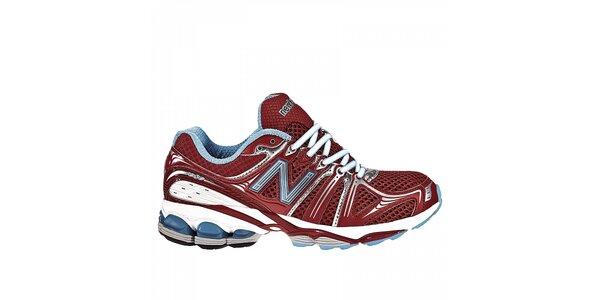 Dámské červené běžecké boty New Balance