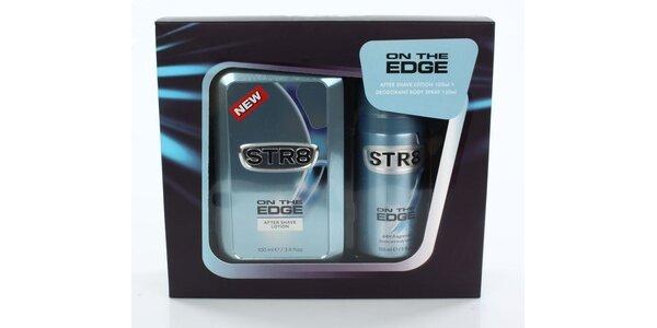 STR8 On The Edge dárková kazeta