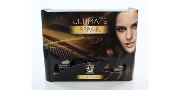 Gliss Kur Hair Repair dárková kazeta