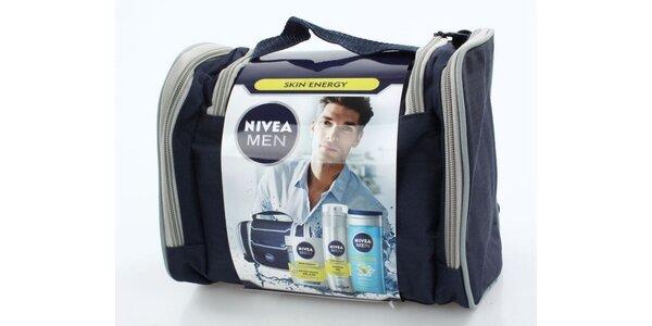 Nivea Men Skin Energy dárková taška