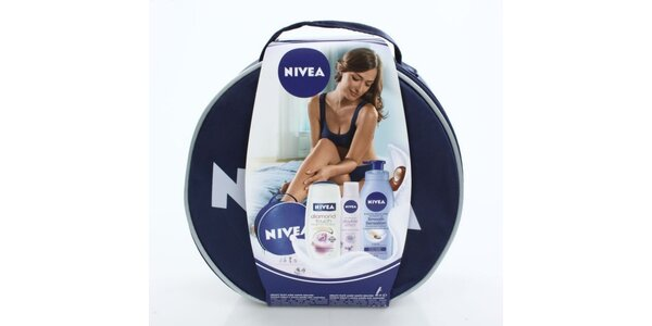 Nivea Diamond Touch dárková taška