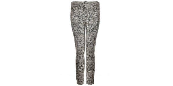 Dámské vzorované kalhoty Hype