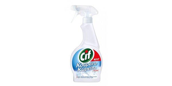Cif koupelna Ultrafast čistící sprej 500 ml