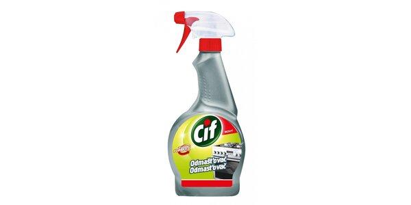 Cif odmašťovač čistící sprej 500 ml