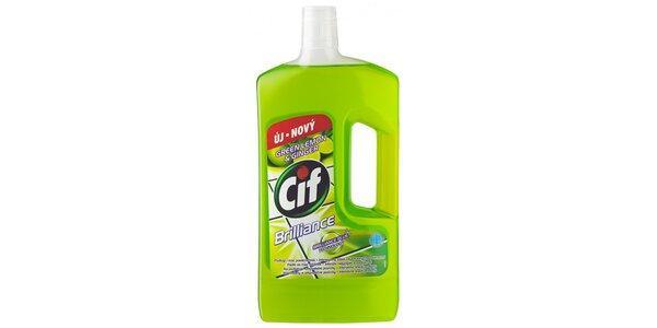 Cif Brilliance Green Lemon&Ginger 1000ml