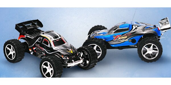 Bugina RC Mini Truggy Challenger