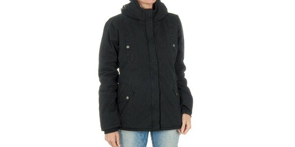 Dámská černá bunda Bench