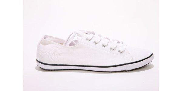 Dámské bílé tenisky Tom Tailor