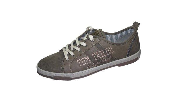 Pánské světle hnědé tenisky Tom Tailor
