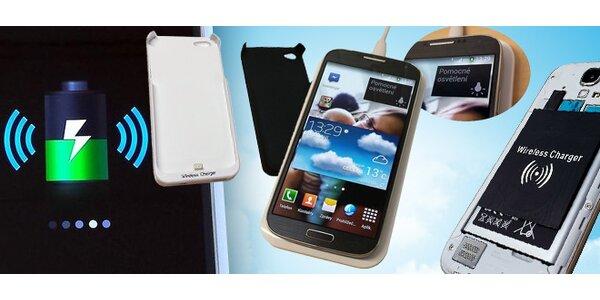 Bezdrátová nabíječka pro Samsung a iPhone