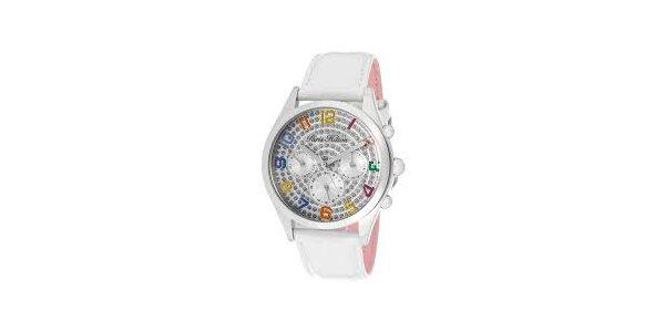 Dámske hodinky Paris Hilton BEVERLY multifunkční s ukazovatelem datumu,dne…