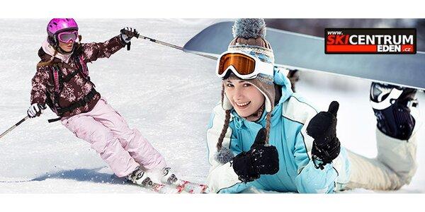 Top servis lyží a snowboardů na Wintersteiger Tunejet