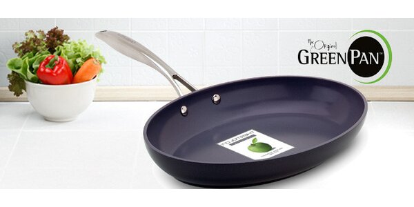 Vařte zdravě na pánvi od GreenPan