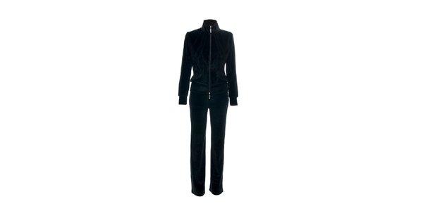 Pyžamo značky Bacirubati v černé barvě