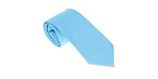 Luxusní tyrkysová kravata Castellet Barcelona