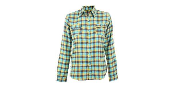 Dámská flanelová kostkovaná košile Authority