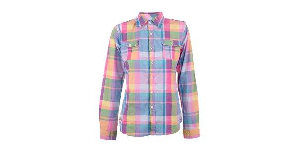 Dámská barevně kostkovaná košile Authority