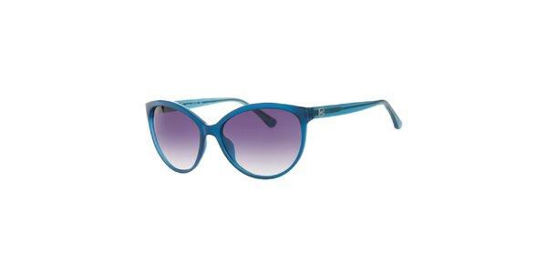 Dámské modré retro brýle Michael Kors