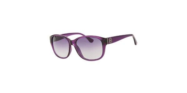 Dámské fialové sluneční brýle Michael Kors