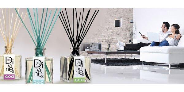 Elegantní aroma difuzér Divine s francouzskou vůní