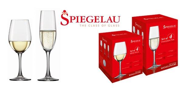 Luxusní sklenice na víno značky Spiegelau