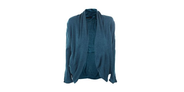 Dámský modrý kardigan Emoi