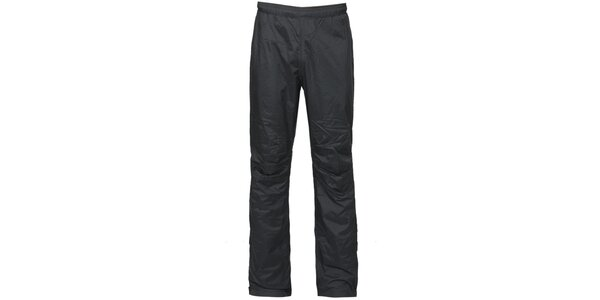 Pánské černé nepromokavé kalhoty Bergson