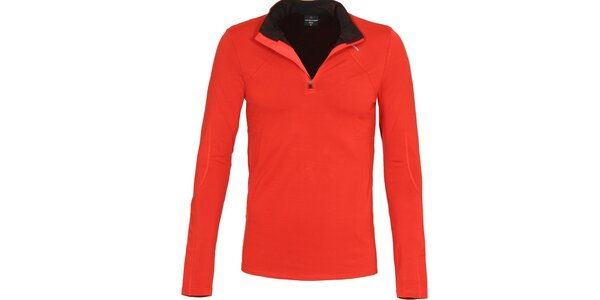 Pánské funkční červené triko Bergson