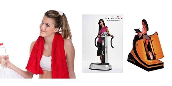 130 Kč za cvičení na strojích Vibrostation a Vacu Fit Thermal. Sleva 55%.