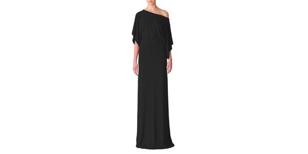 Dámské černé večerní šaty Yuliya Babich