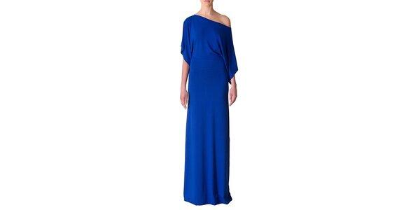 Dámské kobaltově modré večerní šaty Yuliya Babich