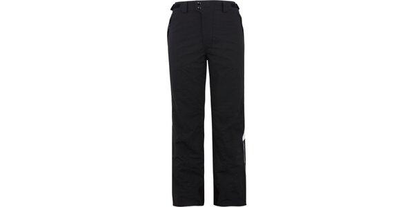 Pánské černé lyžařské kalhoty Husky