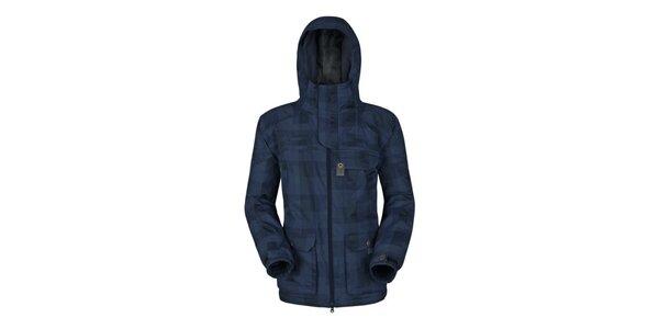 Pánská modro-šedá funkční bunda Husky