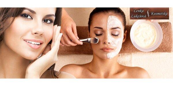 Nabitý balíček kosmetického ošetření pleti