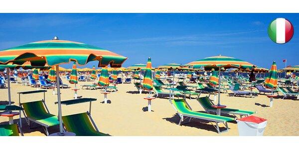 6denní zájezd k moři do Itálie - Rimini